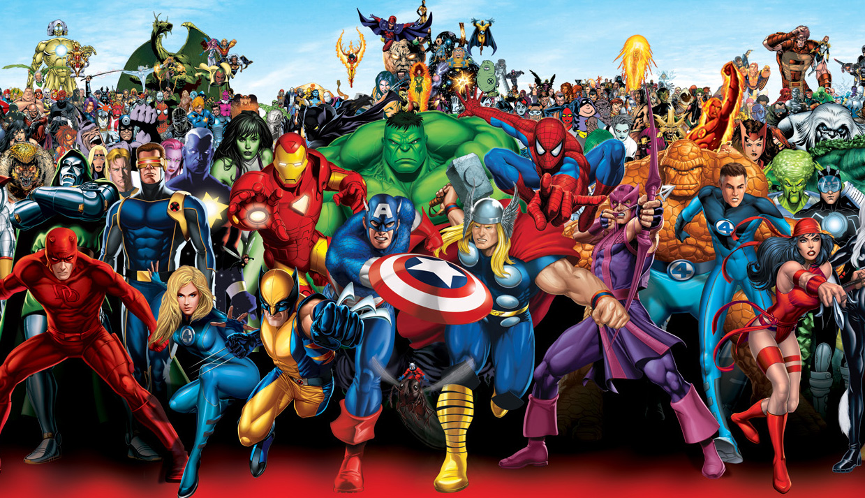 Americo's Eternal: DC vs. Marvel: The Battle of Gods Marvel