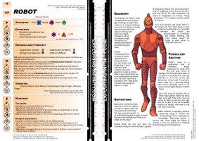 Robot Datafile Teaser