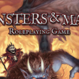 """Monsters & Magica new RPG from Sarah J. Newton's Mindjammer Press hit the shelves last week and is making a well-deserved splash.Sarah sums up the game as """"a new take […]"""