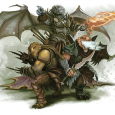 The following is a write-up of a race I enjoy from 4e Dungeons & Dragons written for Mindjammer Press's recently published game Monsters & Magic. Dragonborn Dragonborn are a proud and...