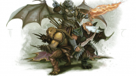 The following is a write-up of a race I enjoy from 4e Dungeons & Dragons written for Mindjammer Press's recently published game Monsters & Magic. Dragonborn Dragonborn are a proud and […]